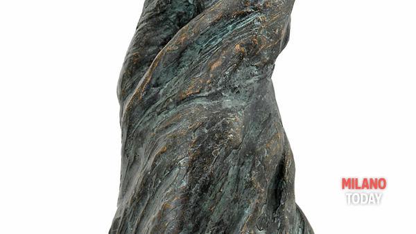 """Alla Permanente mostra """"Bruna Zanon. Anima nella scultura"""""""