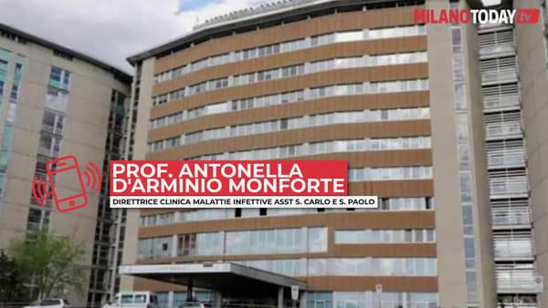 """Milano, la direttrice di malattie infettive del S. Paolo: """"Picco non ancora raggiunto, troppe le persone per strada"""""""