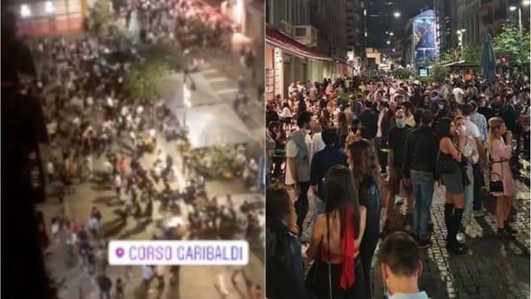 Coronavirus, è sempre movida: folla fuori dai locali, i video degli 'assembramenti' sui social