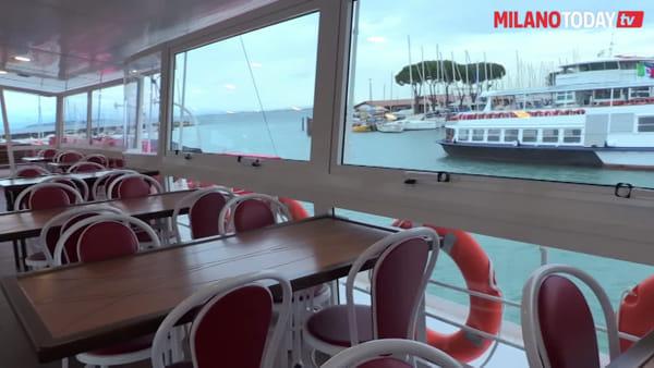 Zanardelli, la nave che ha superato la seconda guerra mondiale torna a solcare il Lago di Garda