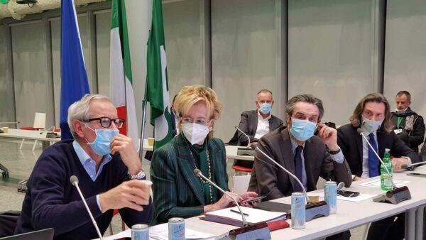 """Weekend di zona gialla, la vicepresidente Moratti: """"Seguite le regole, non allentiamo attenzione"""""""