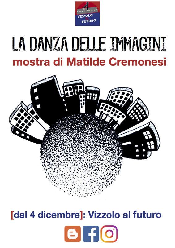 La danza delle immagini: mostra di Matilde Cremonesi