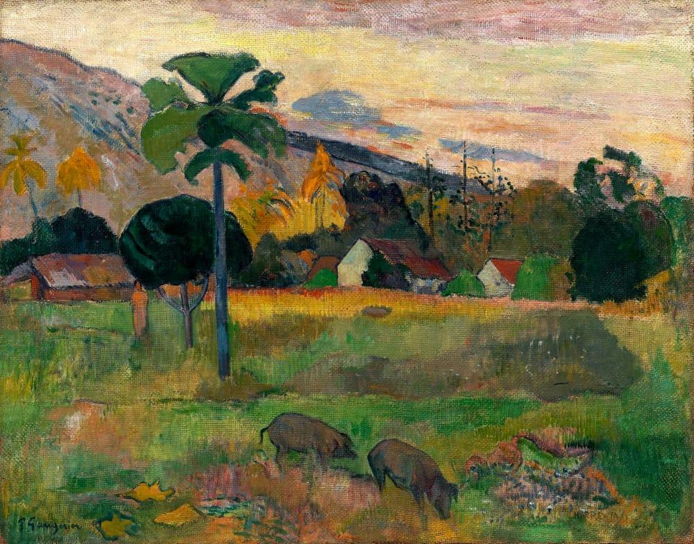 Gauguin Haere Mai
