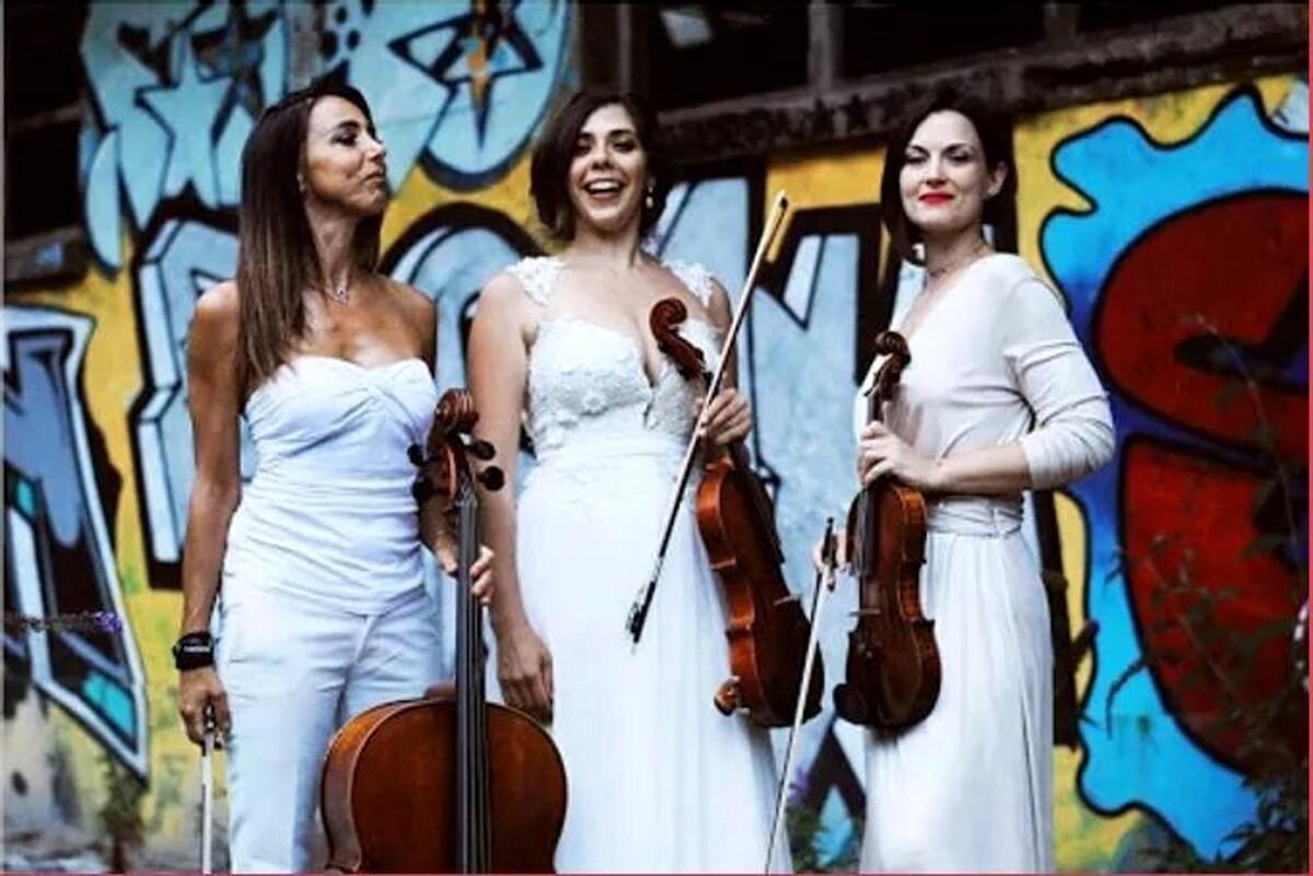 Al Lido Milano un concerto del Trio Rose di Maggio