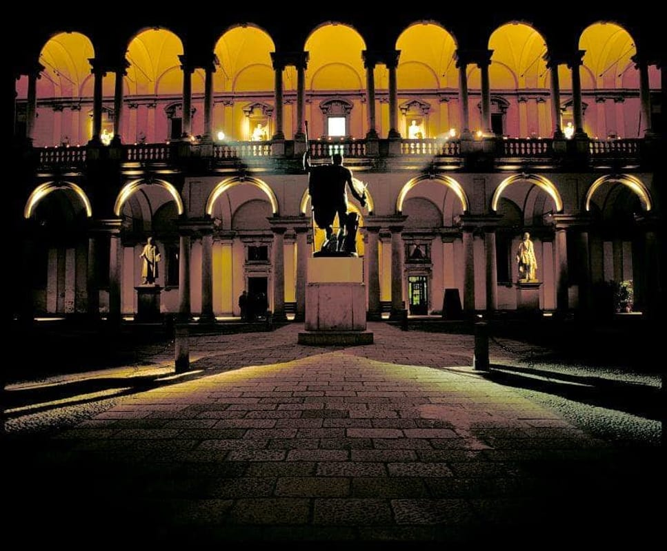 Pinacoteca di Brera (dal profilo Facebook del museo)