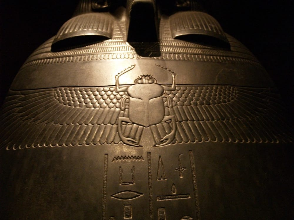 Sarcofago egizio (da Wikipedia)
