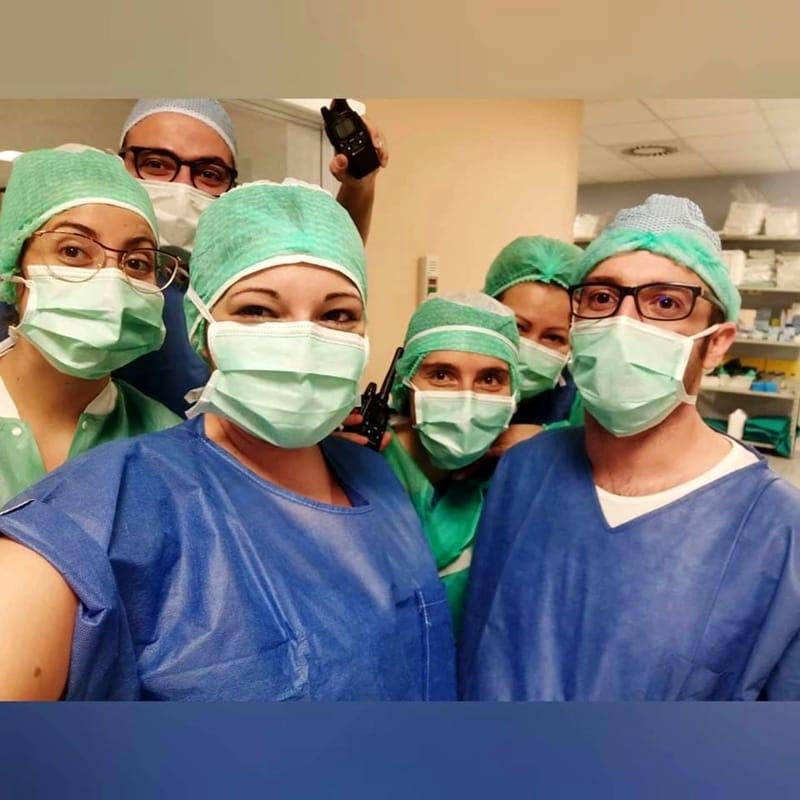 Medici terapia intensiva Coronavirus Niguarda 2-2
