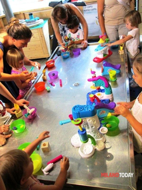 Ben noto A Milano arrivano i laboratori creativi gratuiti per bambini SX73