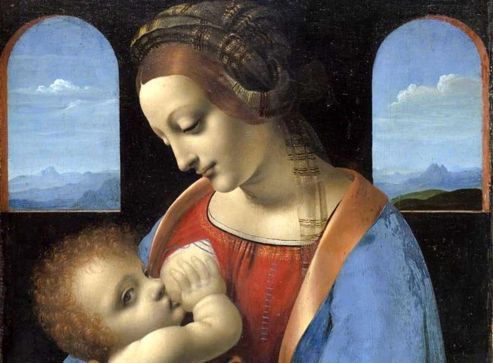 Madonna Litta Hermitage