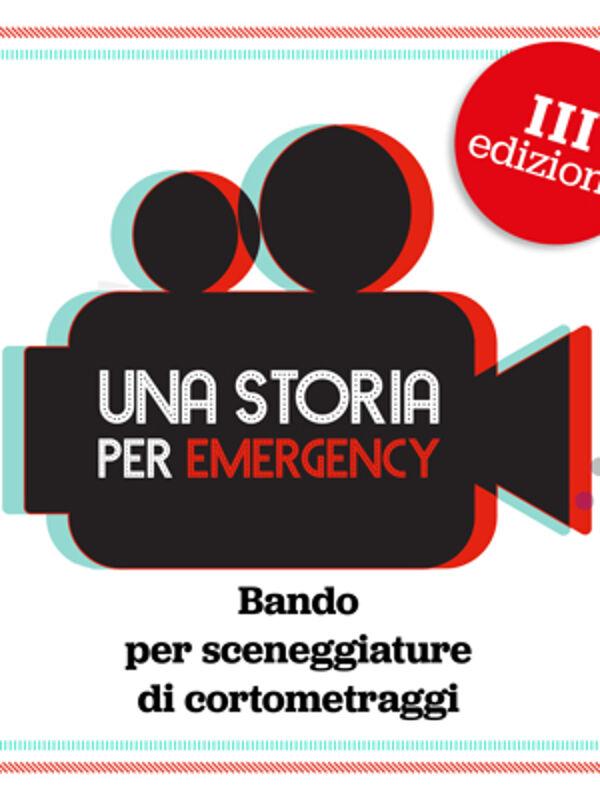 """Al via la terza edizione di """"Una storia per emergency"""""""
