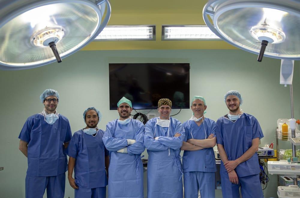 equipe operazione ologramma san donato-2
