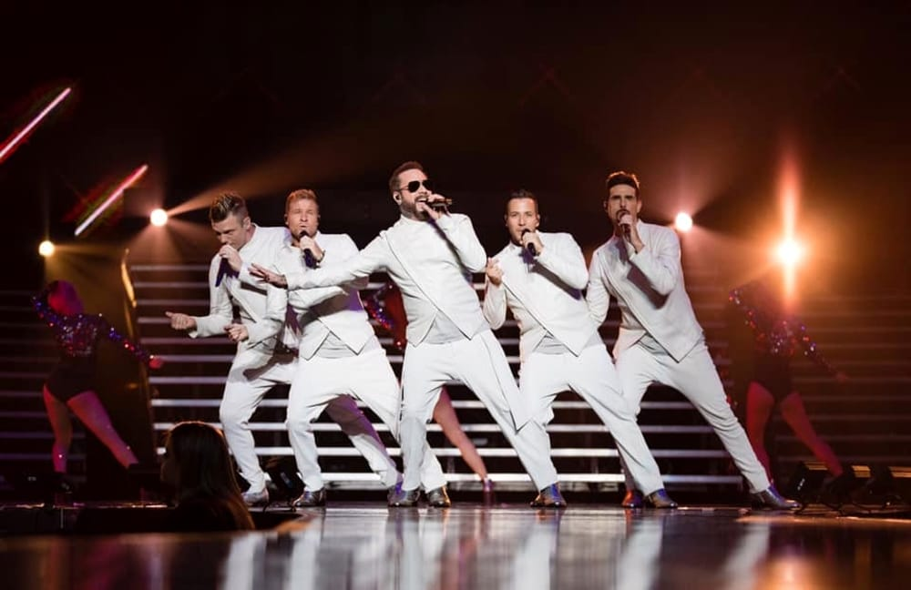 Backstreetboys (da facebook.com/backstreetboys)
