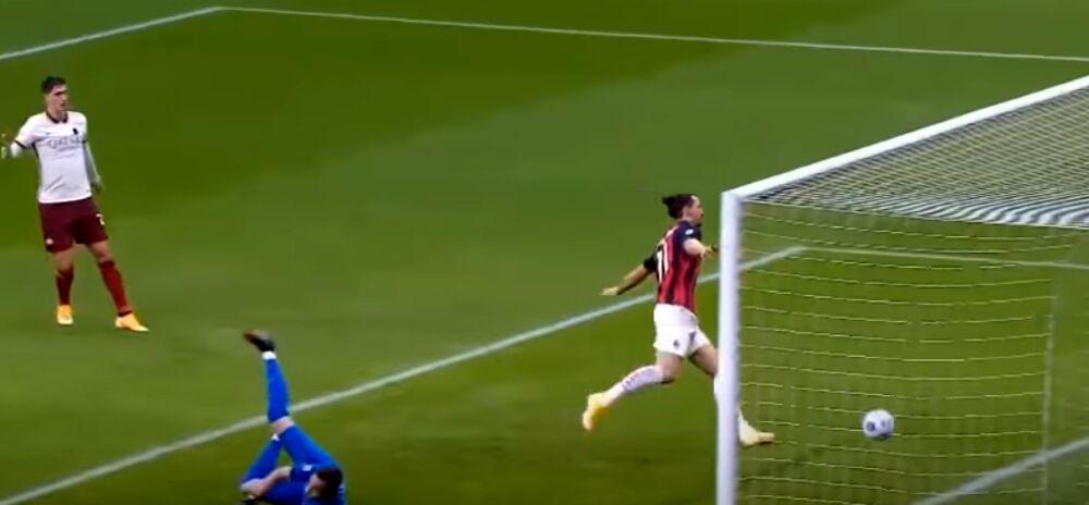 Video gol e sintesi partita Cagliari-Milan 0-2