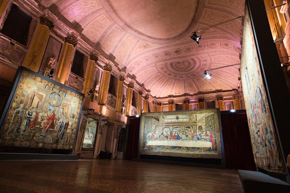 Mostra Il Cenacolo (da www.palazzorealemilano.it)