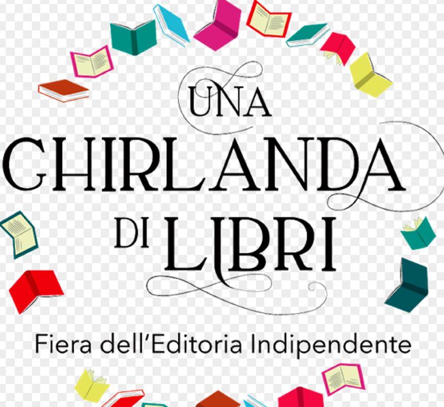 Primo premio assoluto per aver creato il logo di Una Ghirlanda di Libri a Letizia Ventura