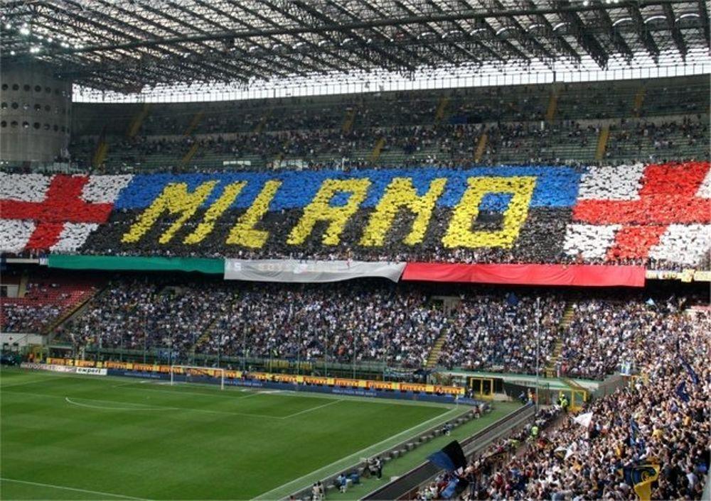 Curva Nord Milano