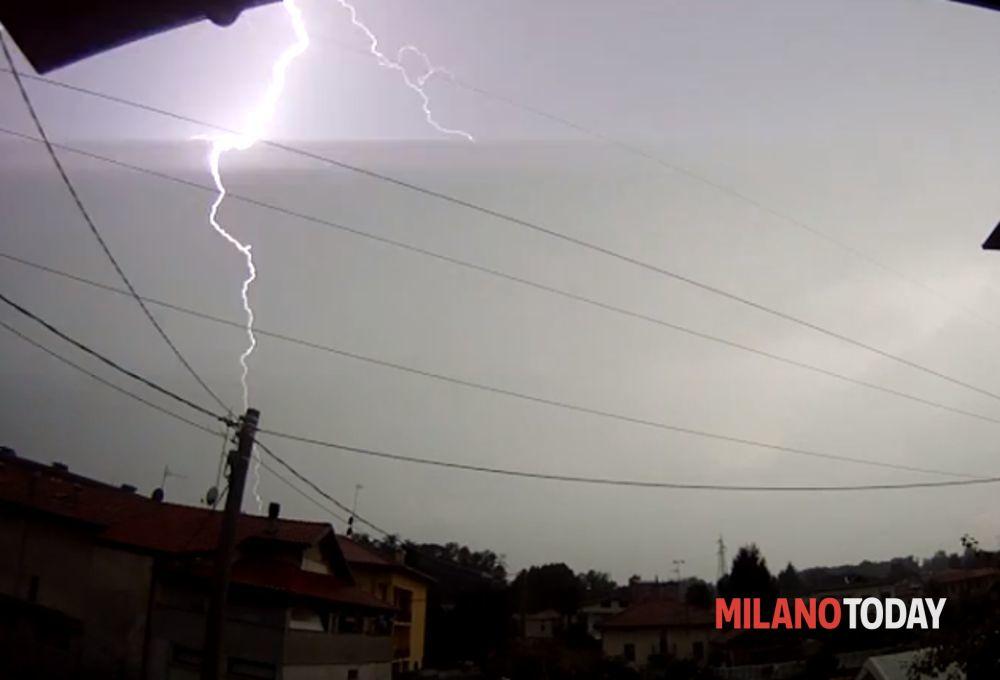 """Allerta """"temporali devastanti"""" sulla Lombardia: le previsioni del Cml"""