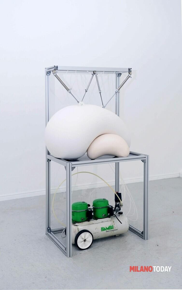 Absolute Pressure di Harrison Pearce: la mostra a Milano