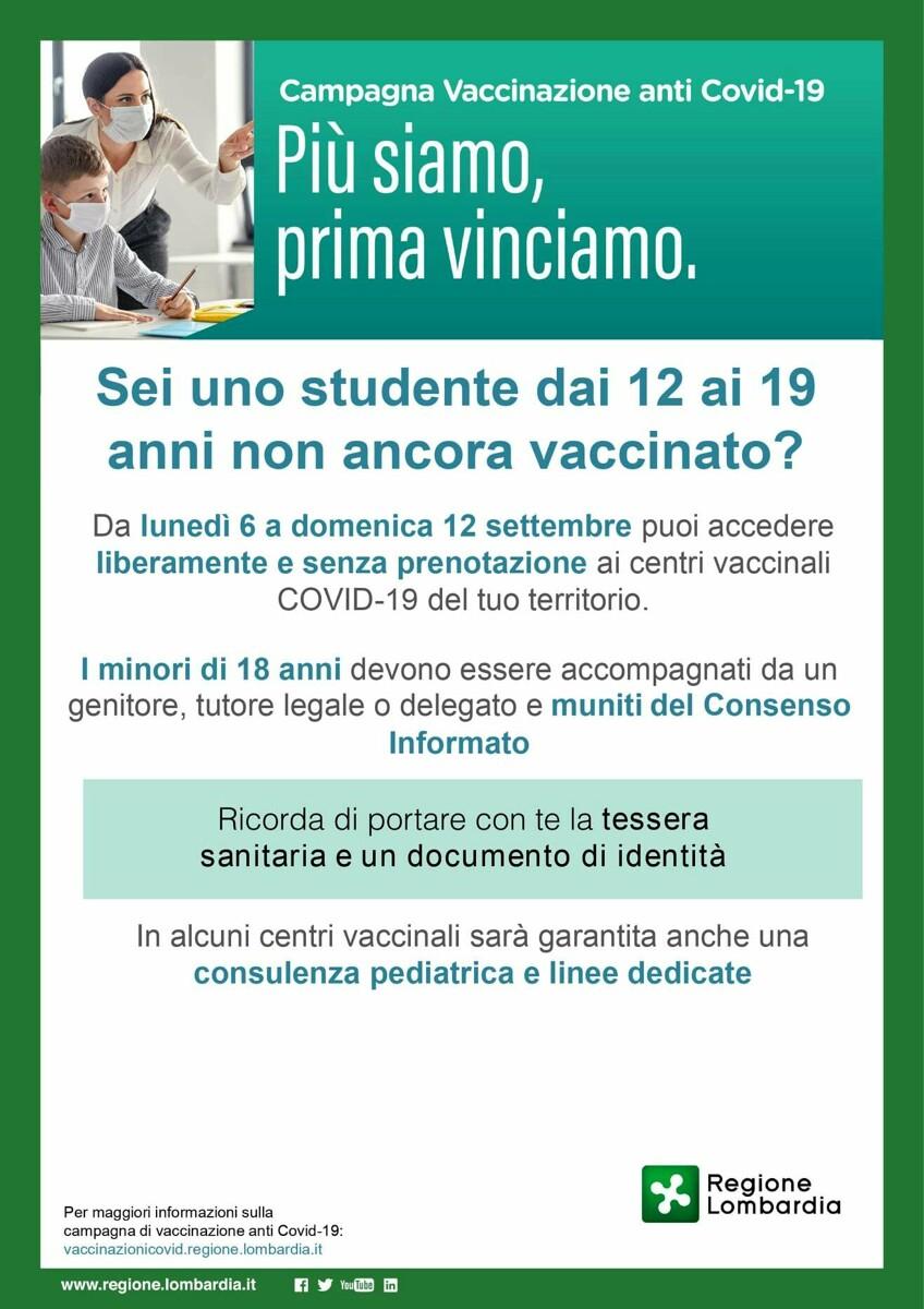 vaccini liberi 12:19 anni lombardia-2