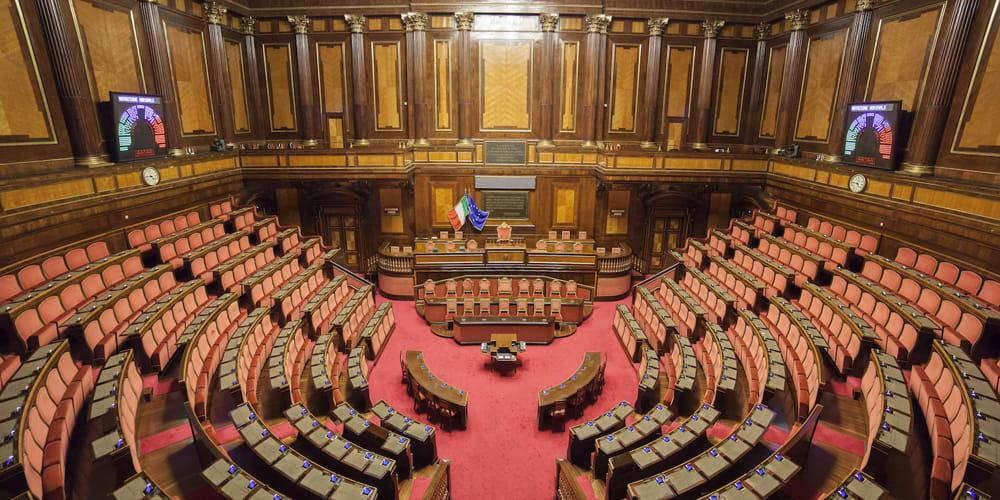 bando da coadiutore in senato stipendio da 1 700 euro