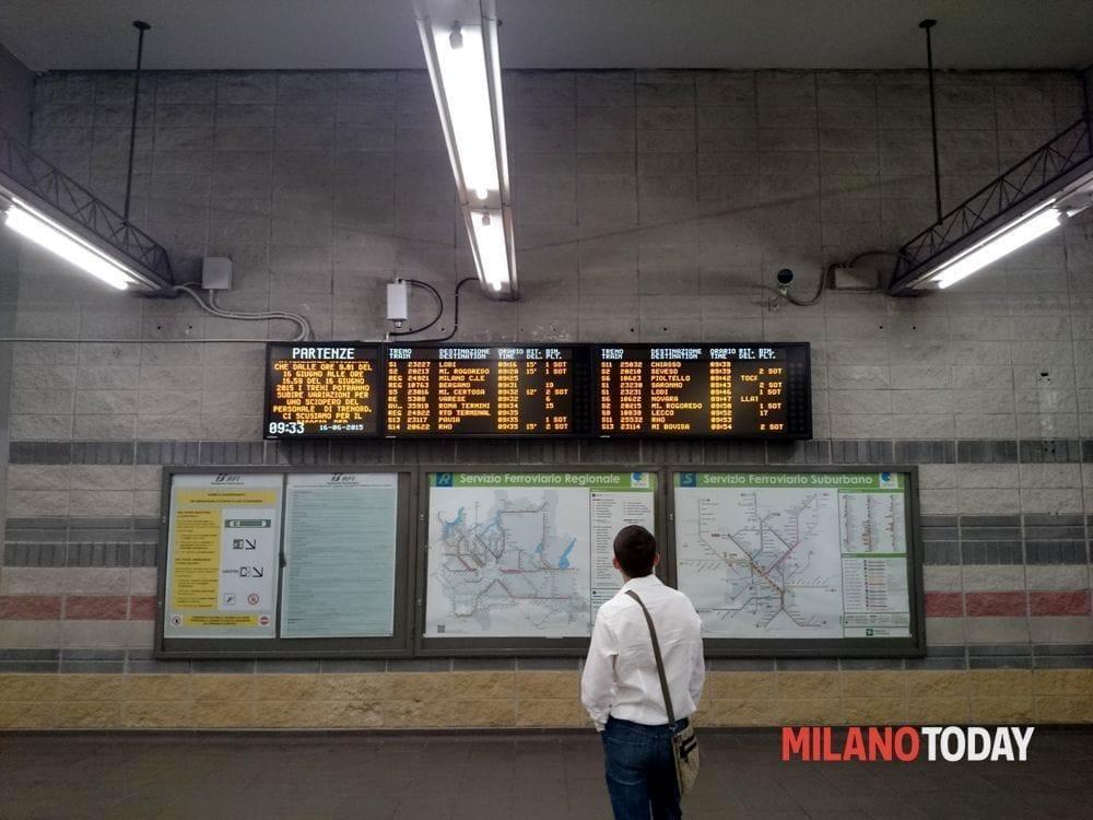 prezzo più basso grande liquidazione fashion design Sciopero generale dei treni per il 25 ottobre, gli orari garantiti ...