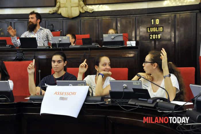 Bambini a Palazzo Marino (19)
