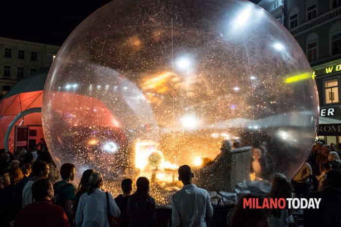 Milano è memoria, evento in Darsena