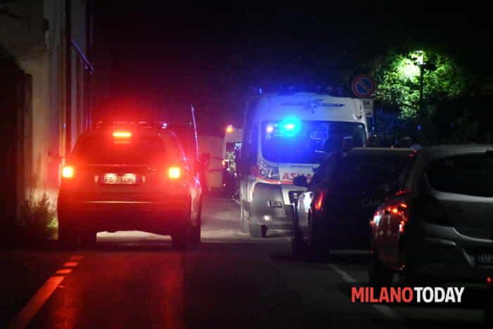 Ambulanza carabinieri rissa di Daniele Bennati