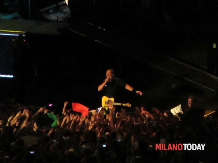 Springsteen - San Siro 2013 - 01