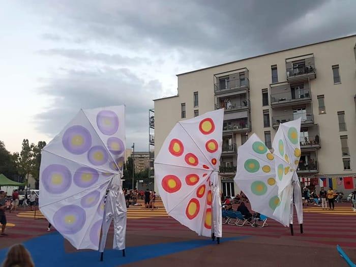 Piazzale Cooperazione - Foto Alice Arienta