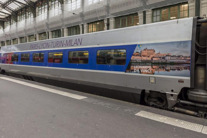 TGV Leonardo da Vinci - foto Comune di Milano 05