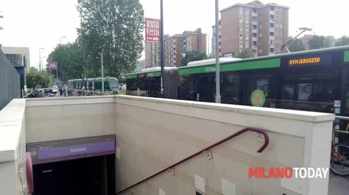 Travolto tram 1