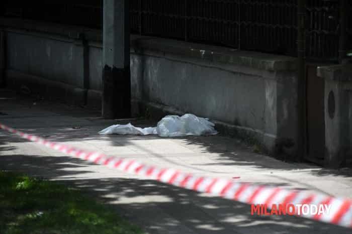 Omicidio a Cusano, uomo ucciso 1