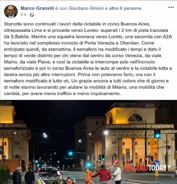 Post Granelli