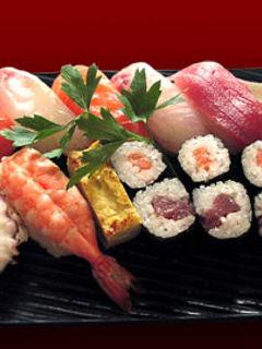 Sushi bar Tomoyoshi Porpora 109